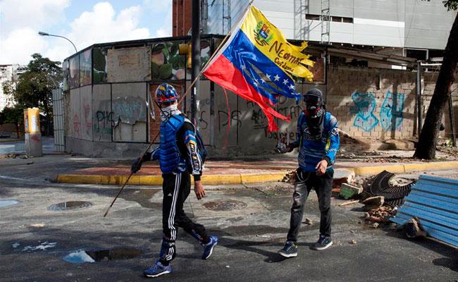 Venezuela sin salida democrática a su crisis política: Ramón Muchacho