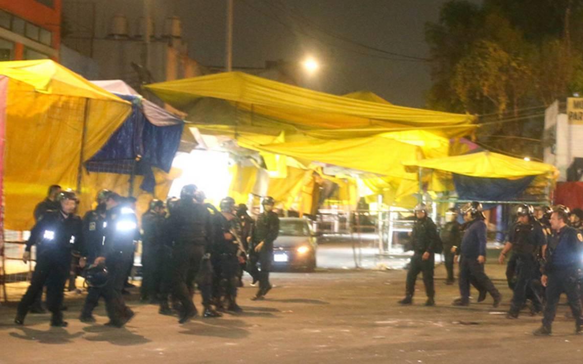 La Marina es la única opción ante ejecuciones en Tepito: ONC
