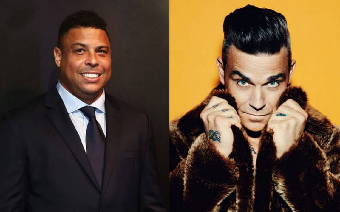 Robbie Williams y Ronaldo darán brillo a la ceremonia inaugural del Mundial Rusia 2018