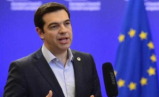 Presenta Tsipras estrategia para crecimiento de Grecia hasta el 2021