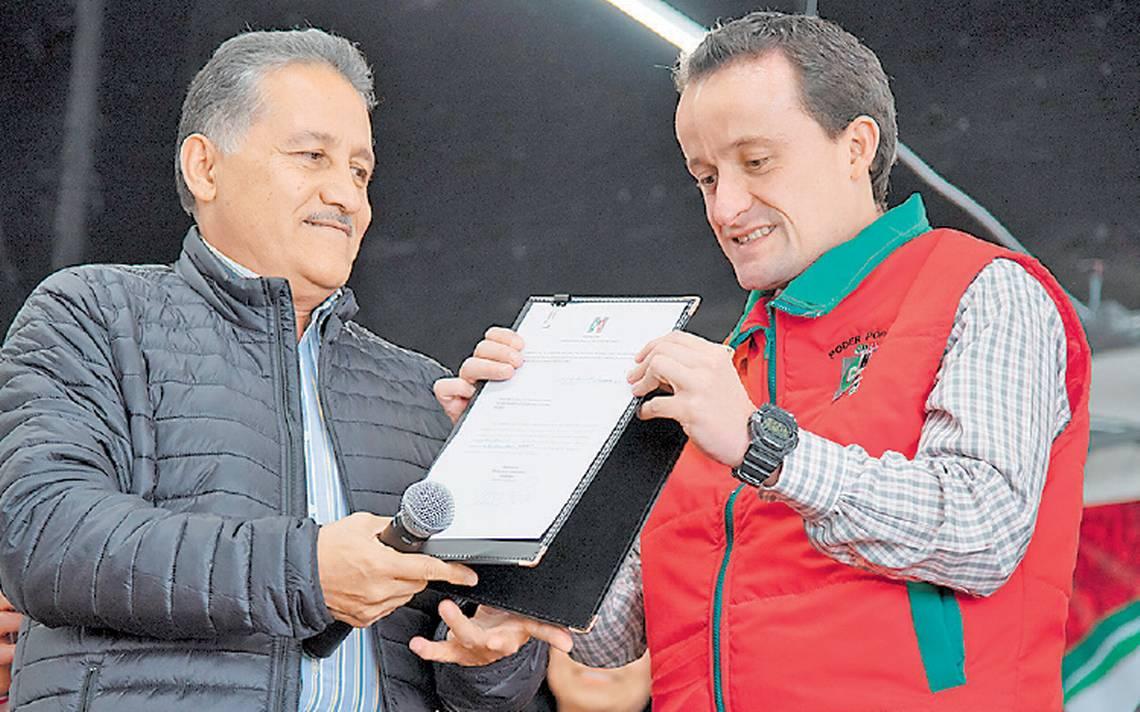 Mikel Arriola presentarála plataforma más ciudadana para la capital del país