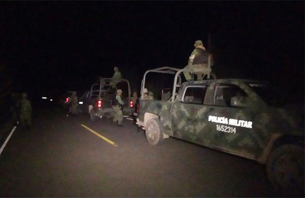 Balacera deja 19 muertos y 5 policías heridos en Mazatlán