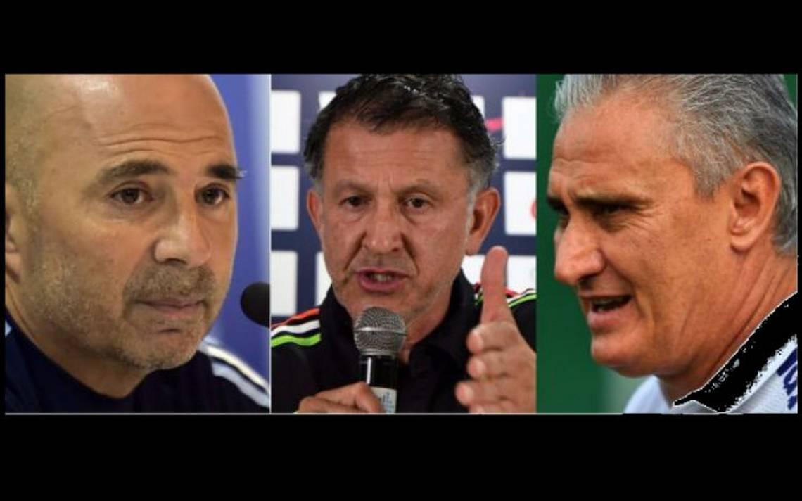 Argentina o Brasil, opciones del Tri para Fecha FIFA