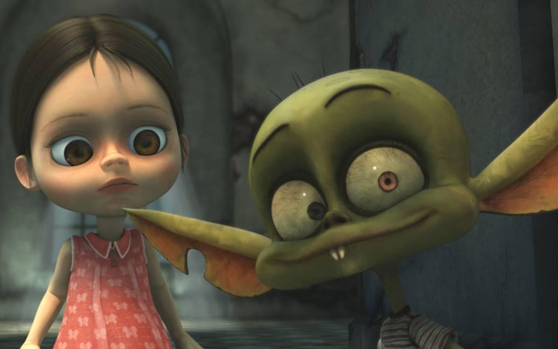 Ana y Bruno alucinante animación que llega este viernes a los cines