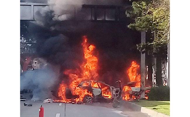 Choca pipa sin frenos en Xalapa; hay tres muertos
