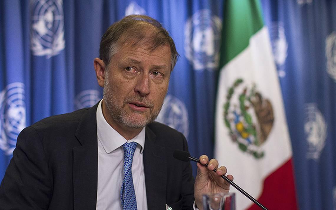 ONU entrega a México información sobre 24 desaparecidos en Tamaulipas