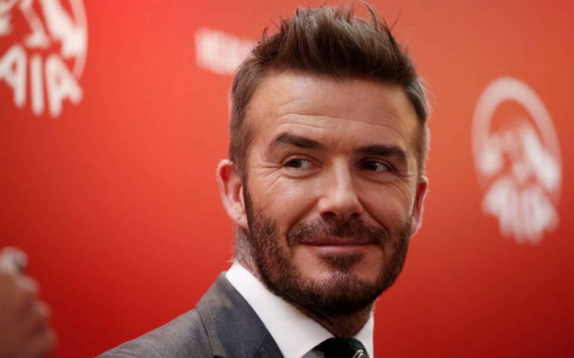 David Beckham, ganador del Premio Presidente de la UEFA 2018