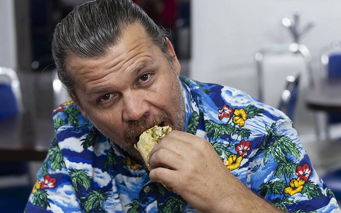 Alfonso Cadena estrena el programa Maestros del taco