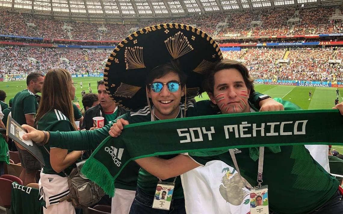 Hijo de Margarita Zavala y Calderón presume viaje al Mundial de Rusia