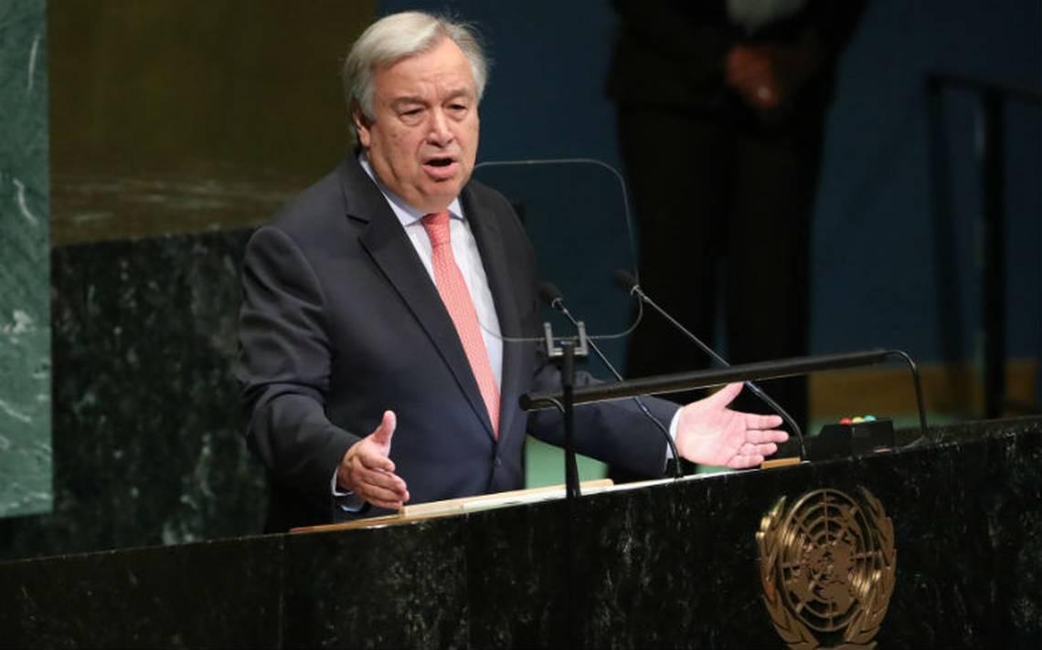 Guterres advierte a líderes mundiales del auge de populismo y la división
