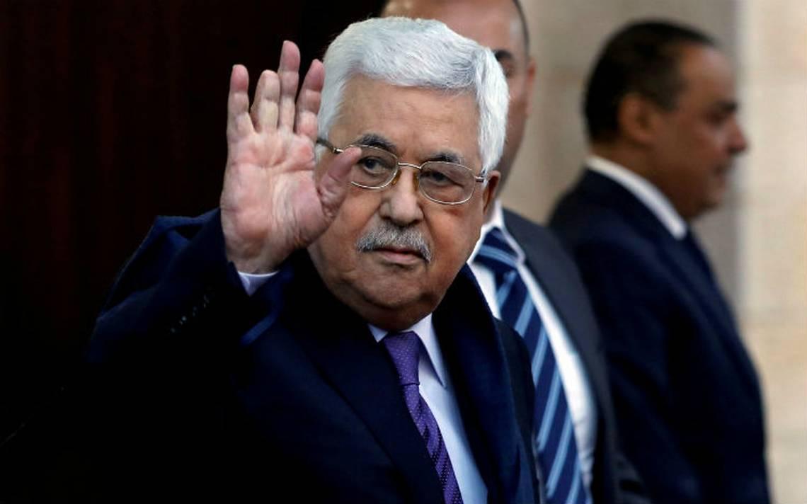 Hospitalizan de nuevo a lider palestino Mahmoud Abbas