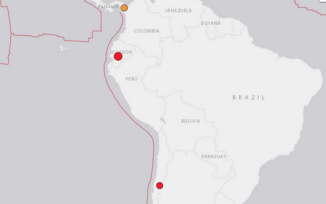 Cadena de sismos dentro del Anillo de Fuego prende las alertas