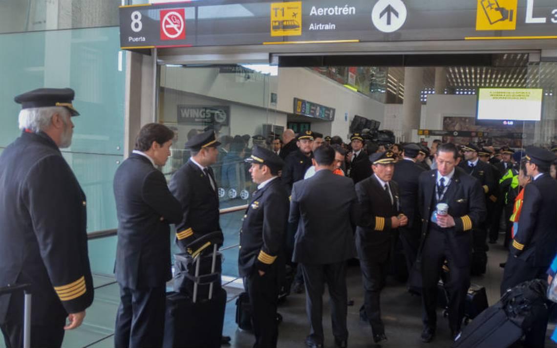 Aeroméxico pagaría más de 700 mil pesos por pasajero afectado por paro