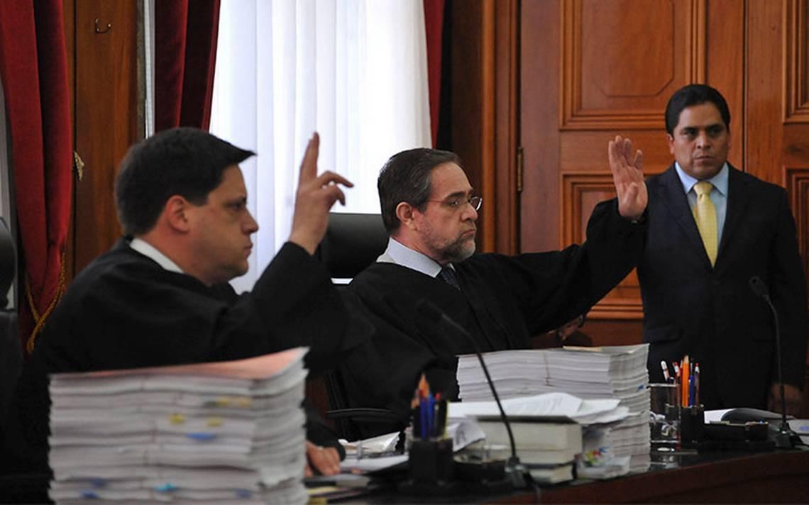SCJN niega suspender entrada en vigor de Ley de Seguridad Interior, pero admite controversia