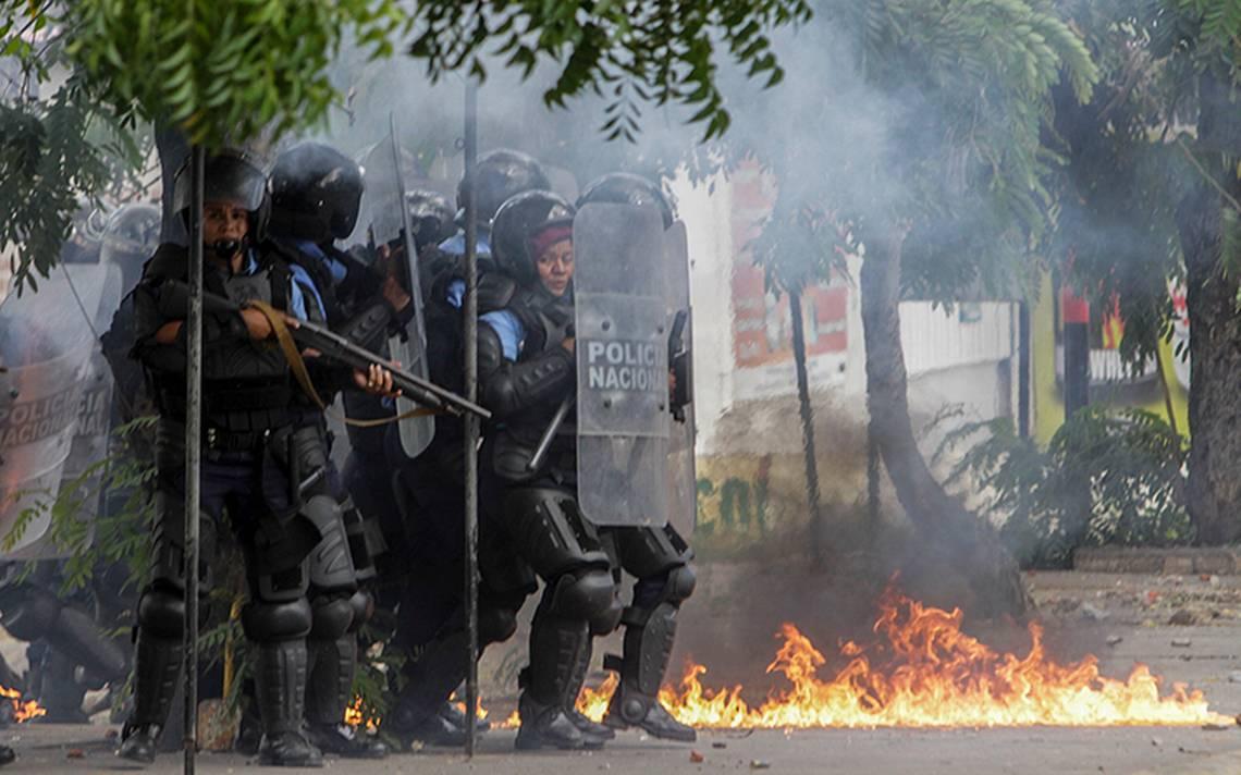 SIP urge reestablecer libertad de expresión en Nicaragua tras protestas