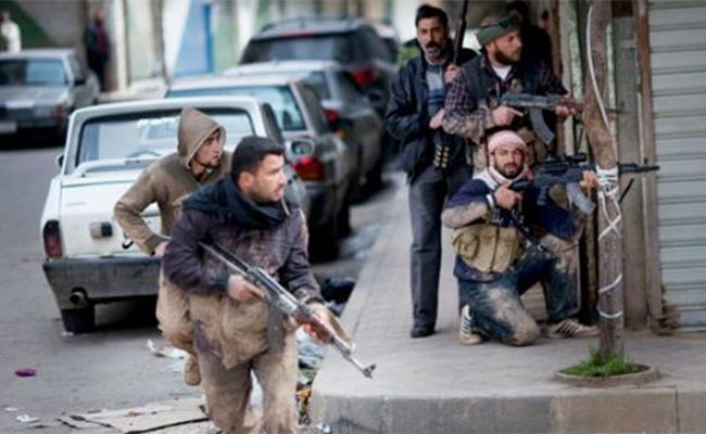 Al menos 20 muertos en combate entre rebeldes y grupo afiliado al EI en Siria