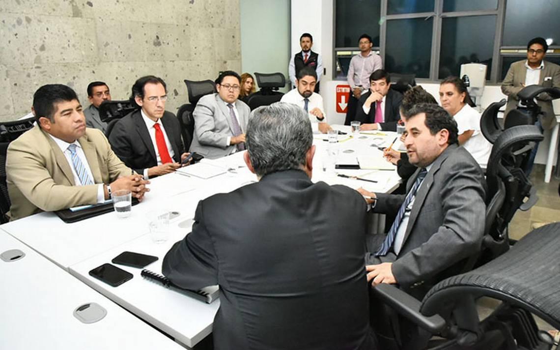 Alistan enlace entre actuales y próximos secretarios en la CDMX