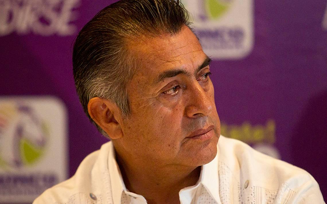 """""""No le voy a hablar nunca"""", advierte El Bronco a representante de AMLO"""