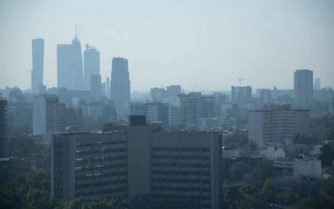 Pese a altos niveles de ozono, no se activa fase 1 de contingencia