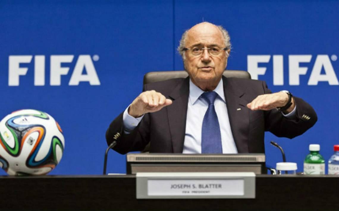 Blatter niega apoyo a México para el Mundial 2026; se inclina por Marruecos