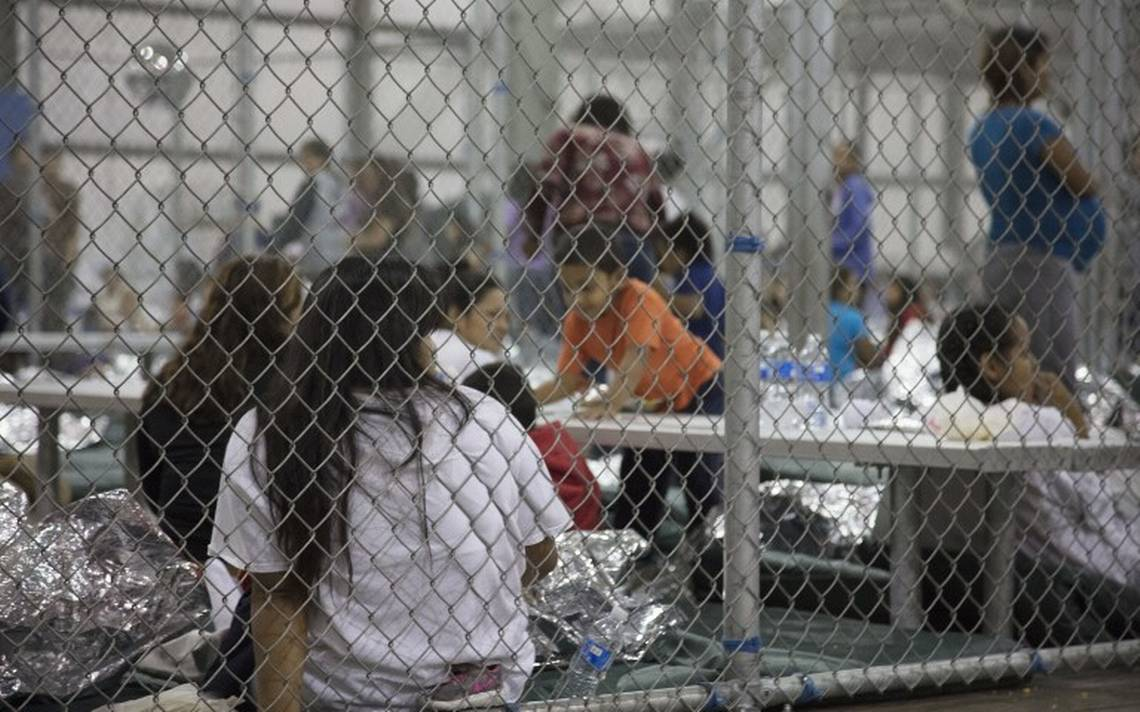 Piden a la CIDH que intervenga y proteja a niños migrantes en EU