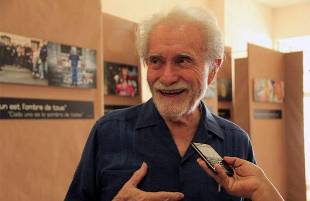 El poeta nunca muere, nunca se acaba: Raúl Renán fallece a los 89 años