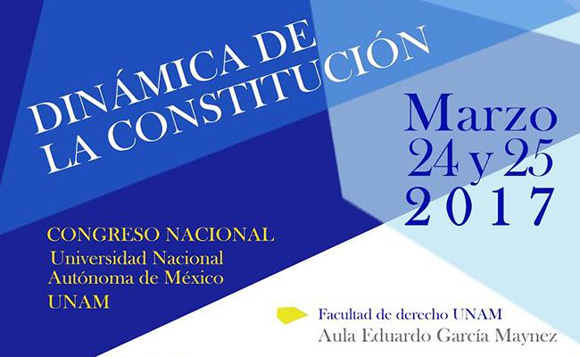 Seminario en la UNAM retoma la defensa de soberanía constitucional, ¡participa!