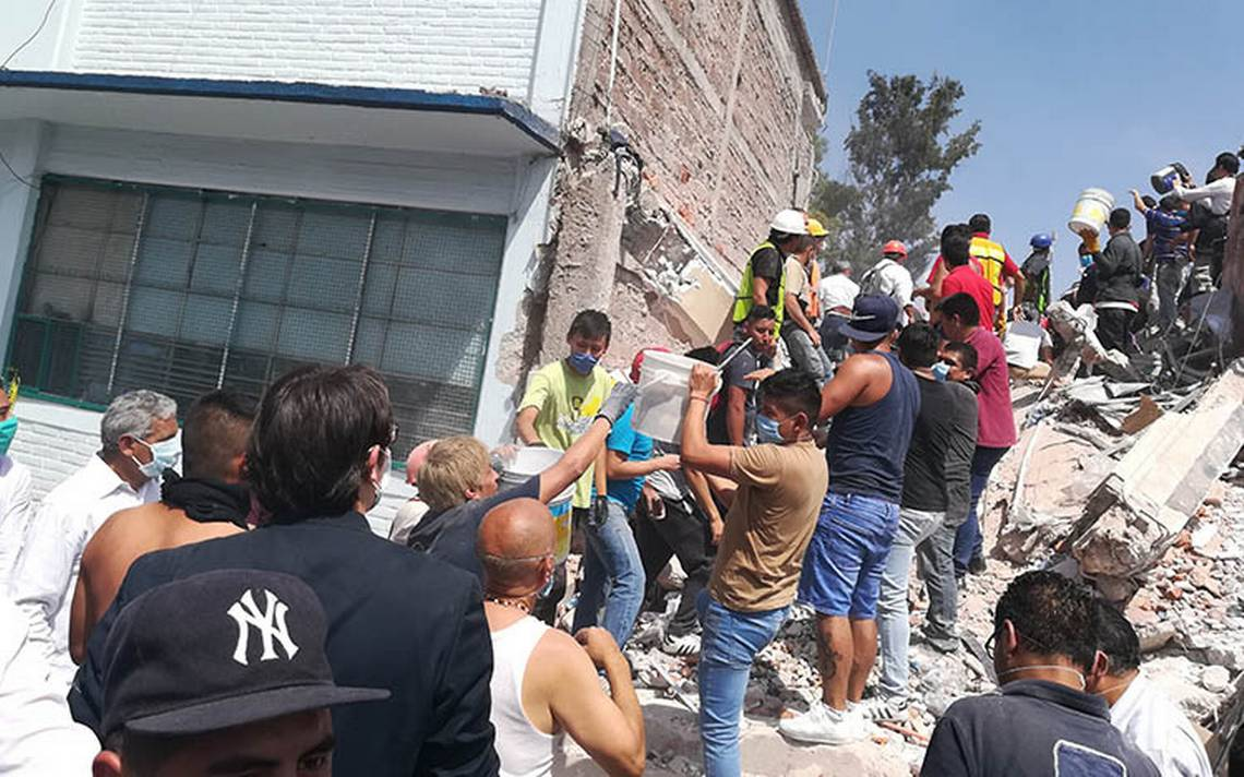 Frente Ciudadano busca eliminar financiamiento a partidos para darlo a víctimas de sismo