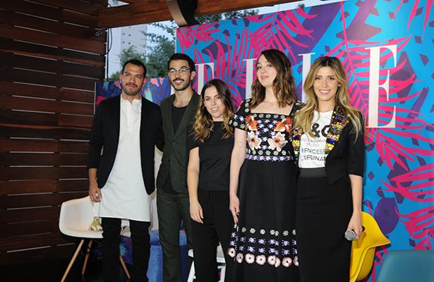Disfrutan del  talento de diseñadores  mexicanos