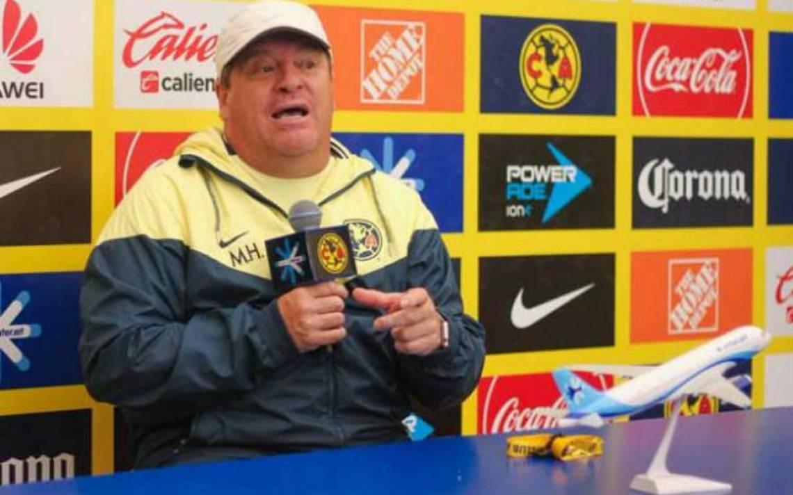 No hay excusas pese a ausencias: Miguel Herrera