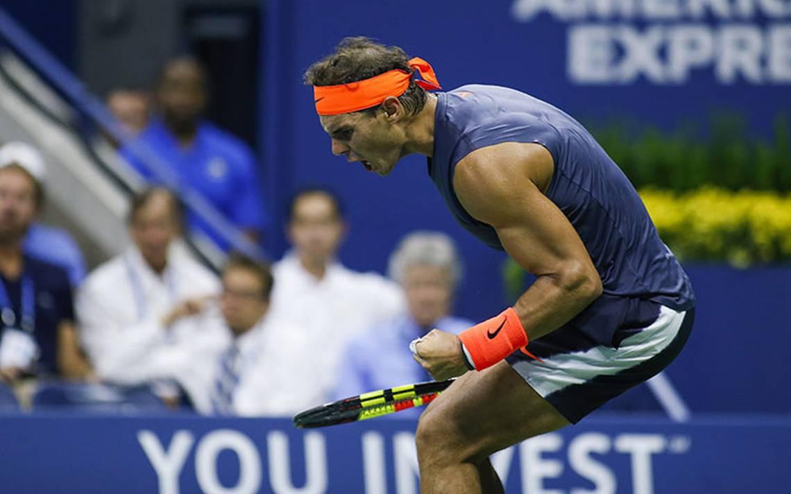 Rafael Nadal avanzar a las semifinales del Abierto de Estados Unidos