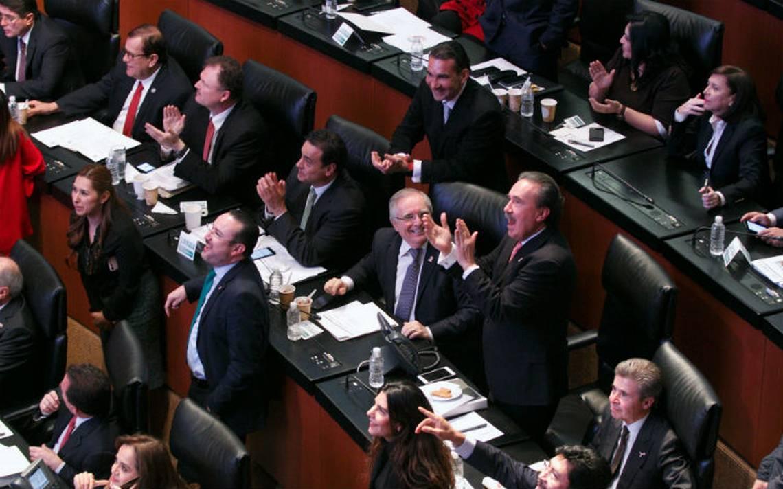 Trabada la Jucopo del Senado por caso Fepade