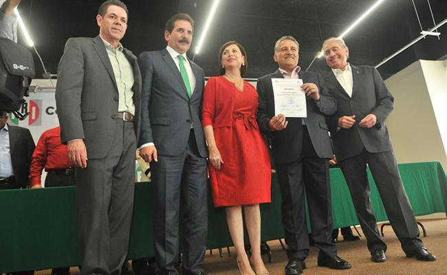 Propondrá  CNOP que priistas presenten declaración 3de3