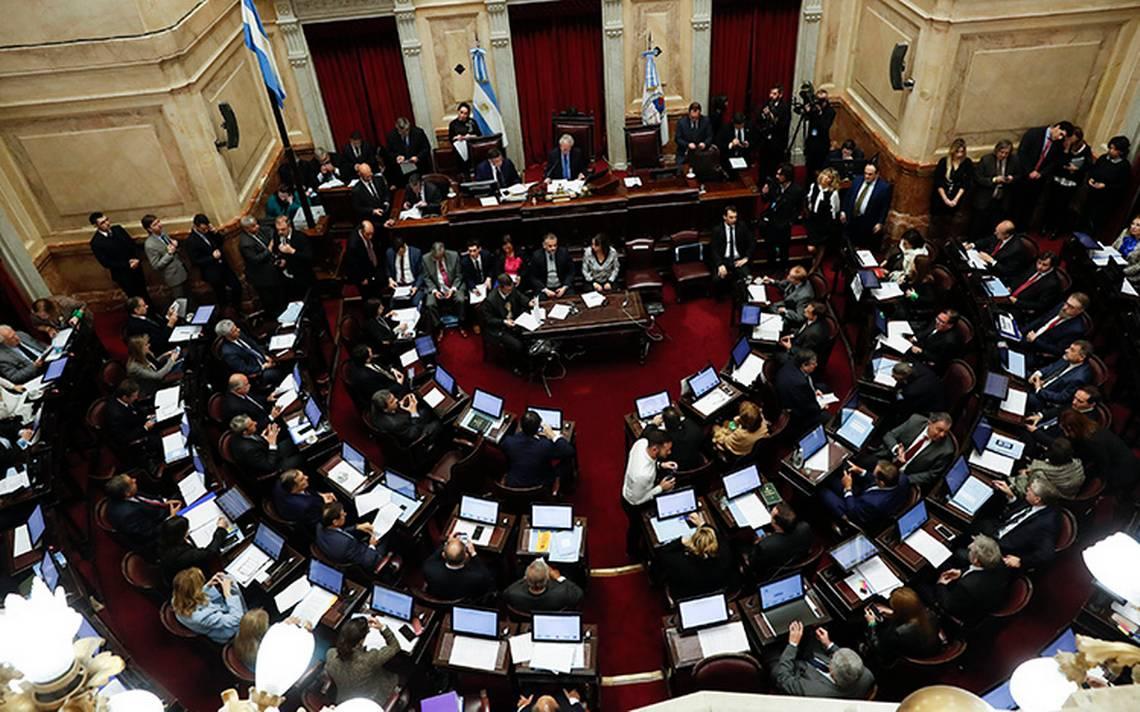 Senado argentino inicia sesión para debatir legalización del aborto