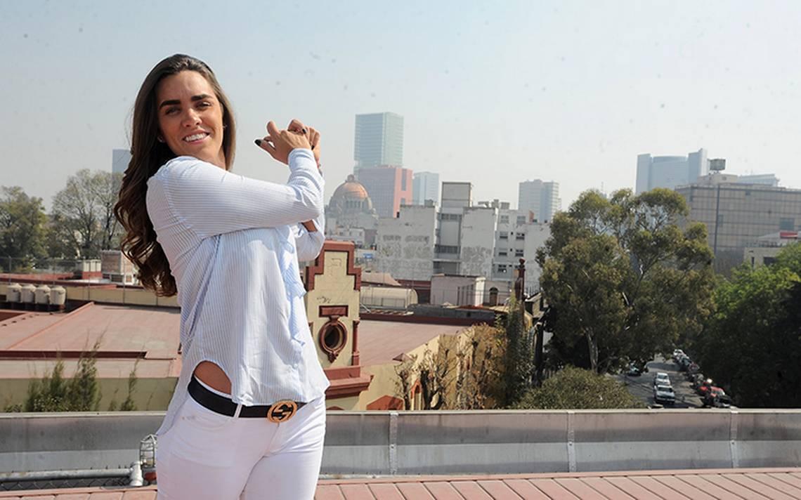 La golfista mexicana María Fassi visita México