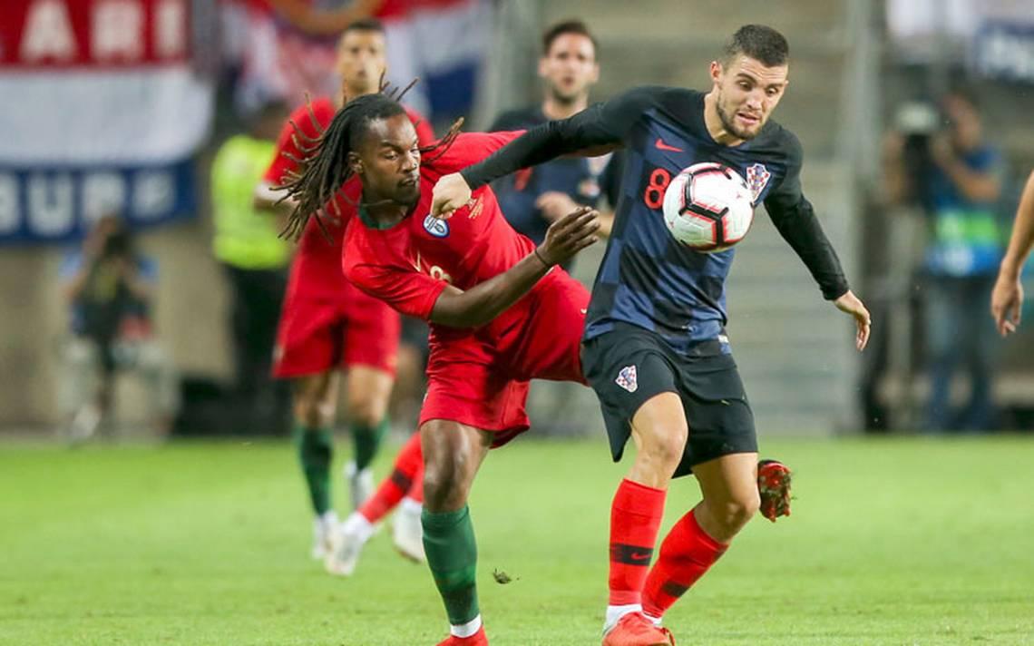 Portugal y Croacia empatan en encuentro amistoso