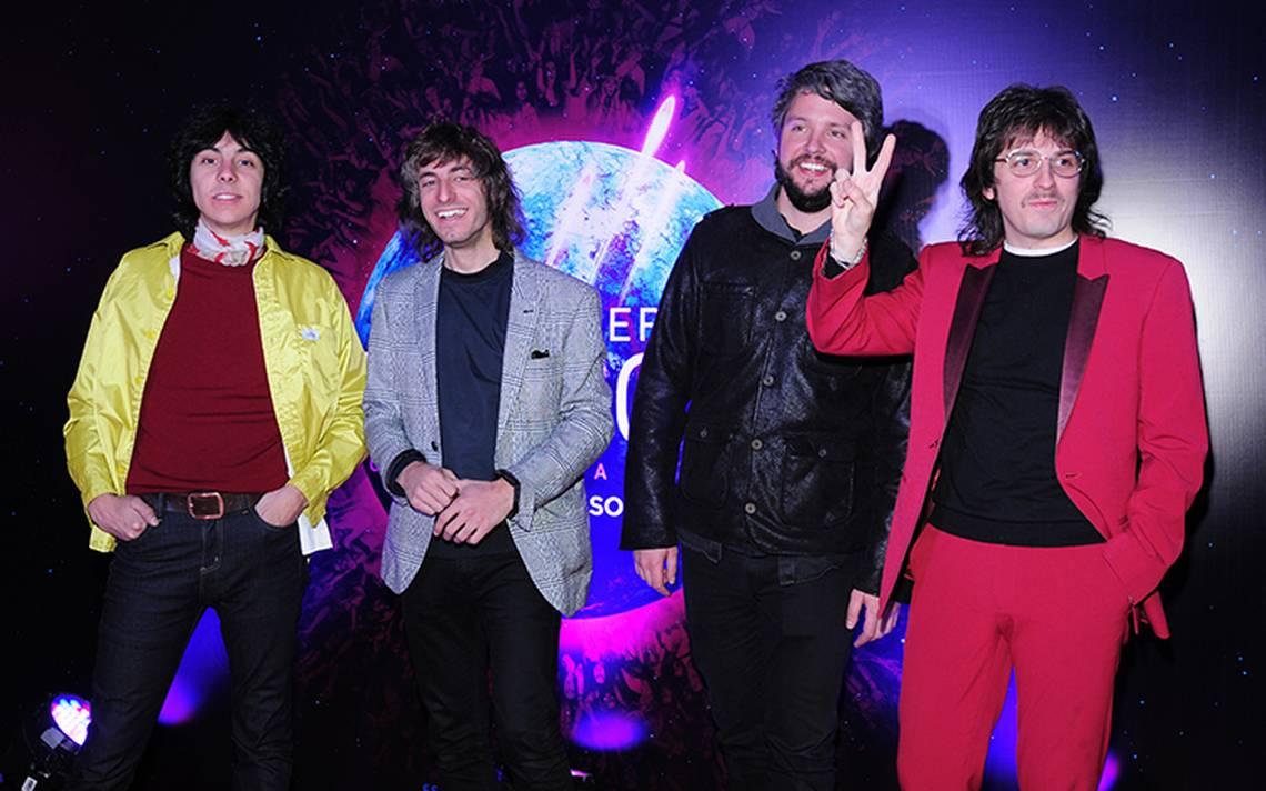 Banda de turistas reinventa el rock argentino