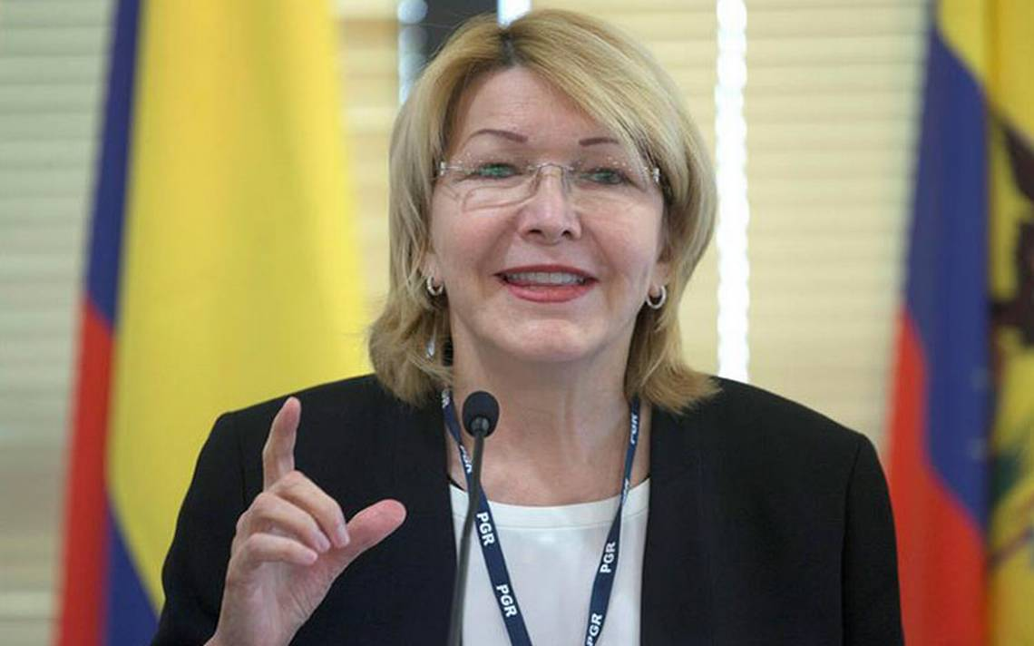 Exfiscal Luisa Ortega asegura que entregará pruebas de corrupción contra Maduro