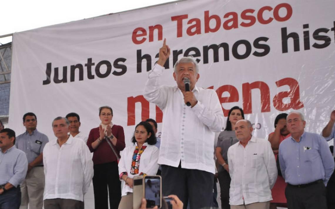 Insiste López Obrador en quitar la millonaria pensión a ex presidentes
