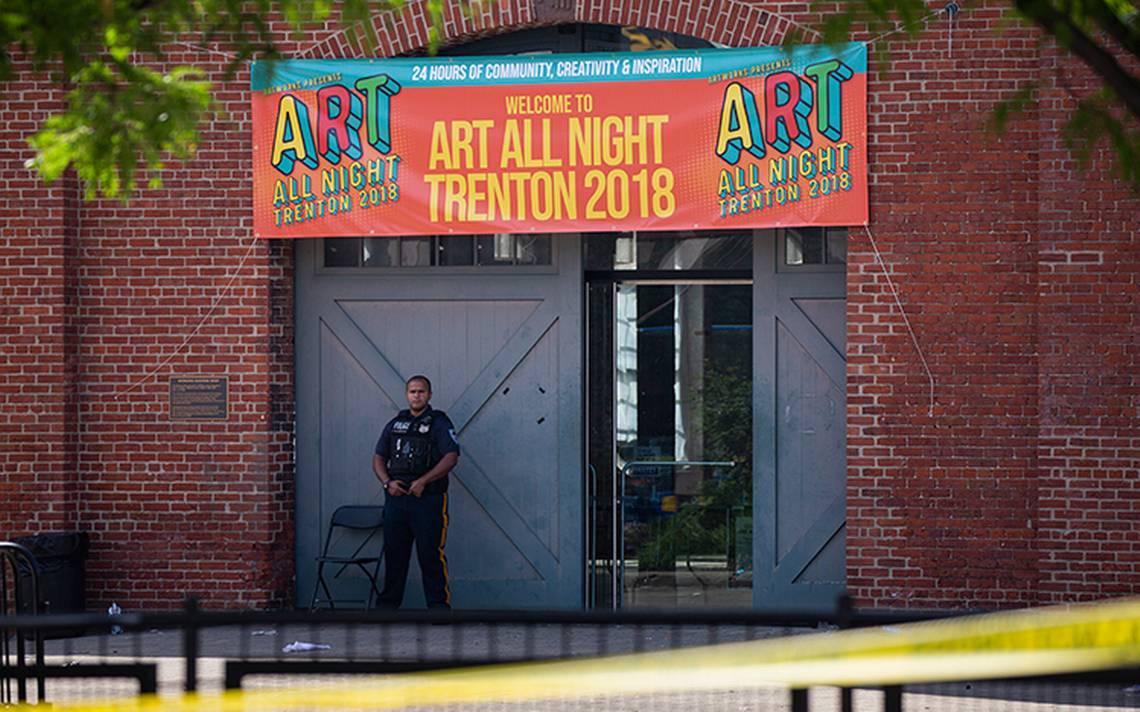 Al menos 20 heridos en tiroteo en festival de artes en Nueva Jersey; un sospechoso muerto