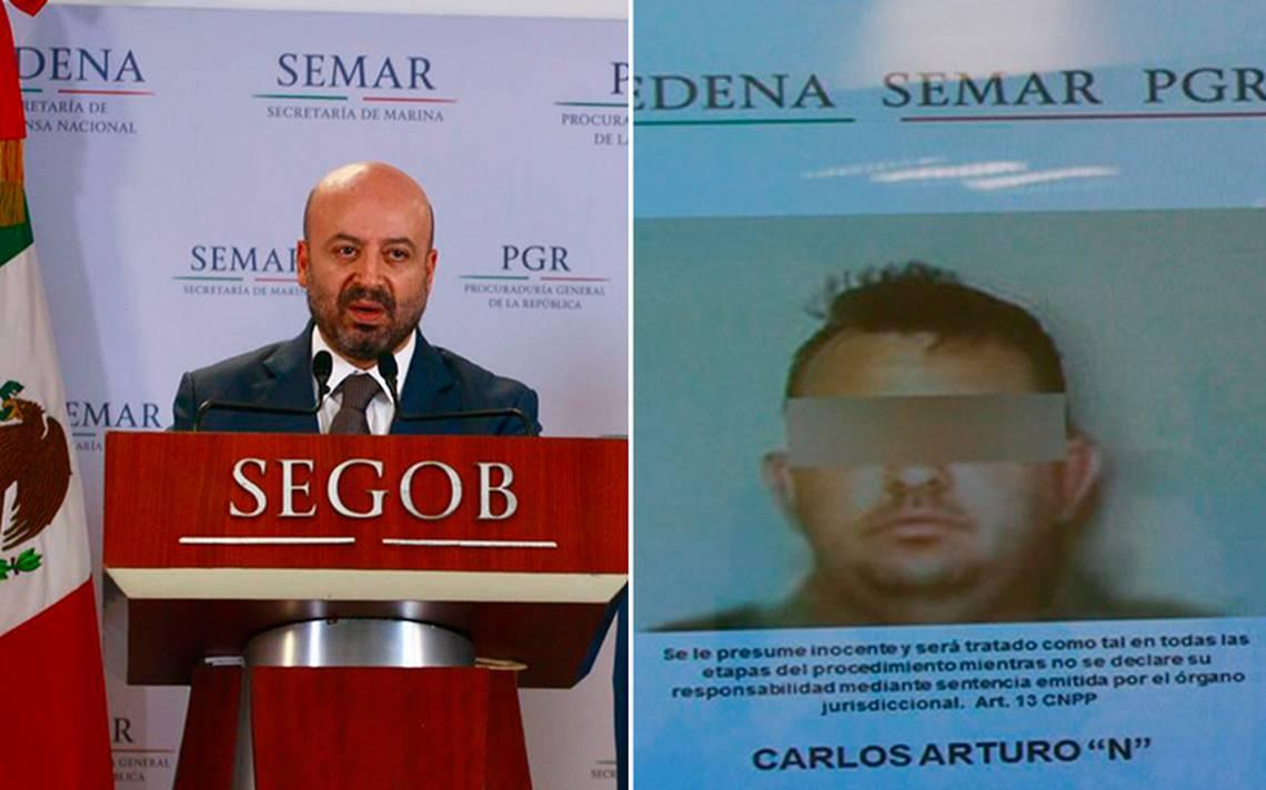 """Renato Sales confirma detención de """"El 80"""" en Namiquipa, Chihuahua"""