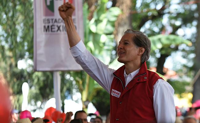 Se deslinda Del Mazo de Javier Duarte; relación solo era institucional