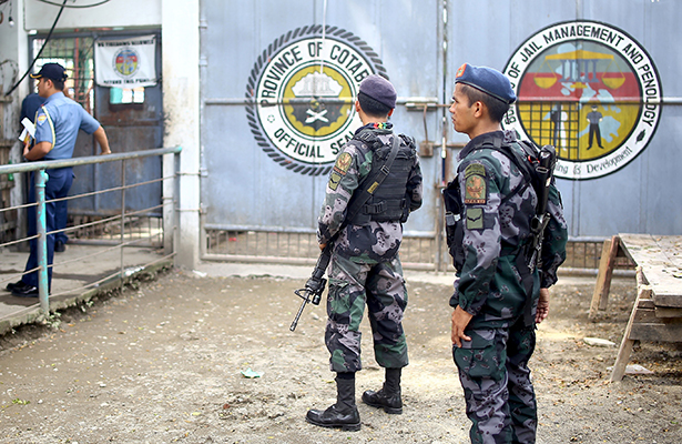 Rebeldes islamicos liberan 150 presos de cárcel en Filipinas