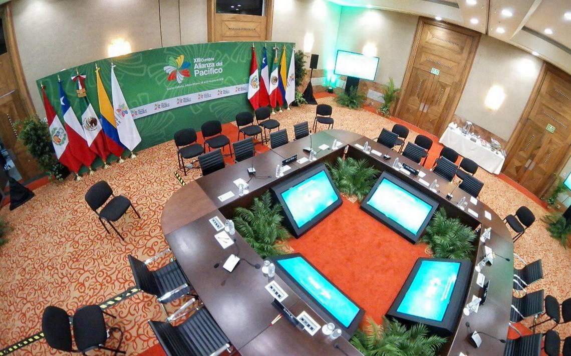 Jalisco listo para recibir el V Encuentro Empresarial de la Alianza del Pacífico