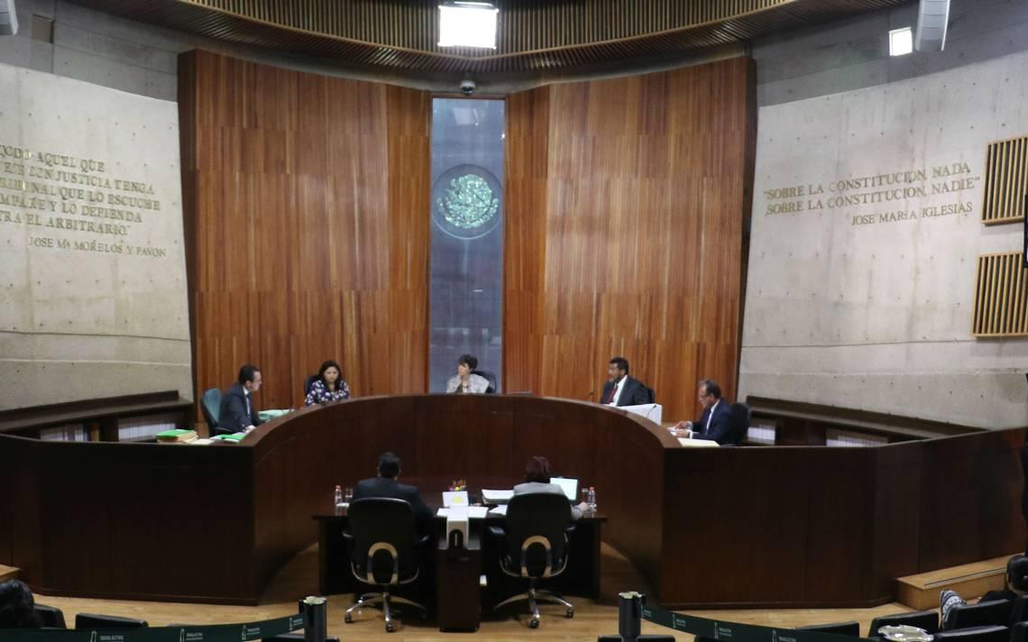 Rechaza TEPJF  atraer impugnación de elección en Puebla