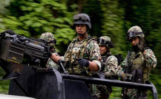 México con violaciones de derechos humanos  por parte del Ejército: HRW
