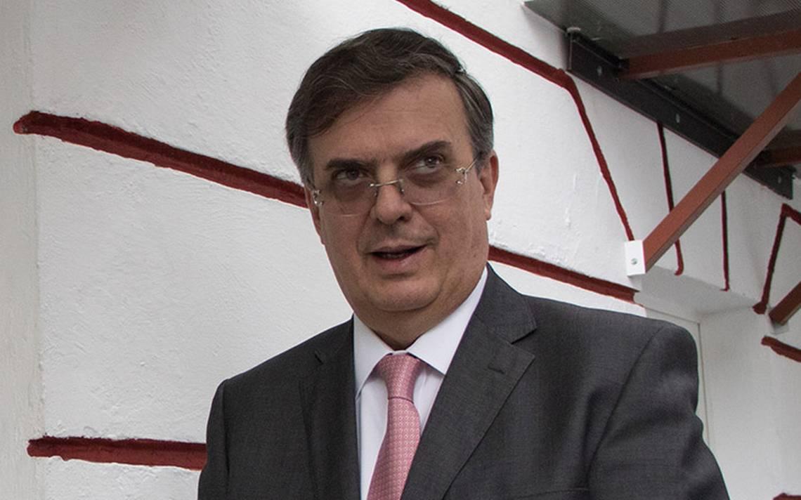 Marcelo Ebrard confía en que Canadá logre un acuerdo con EU en TLCAN