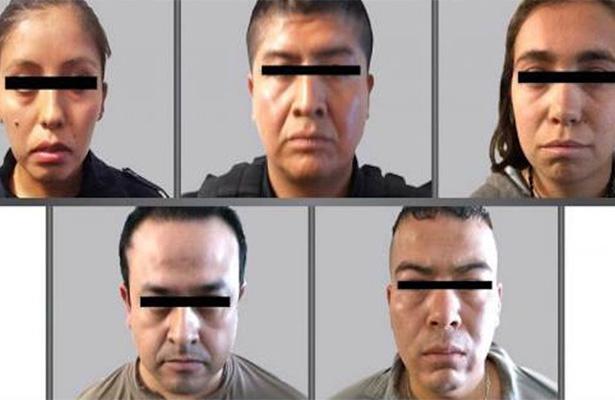 Detienen a 5 policías de Atizapán acusados de secuestro