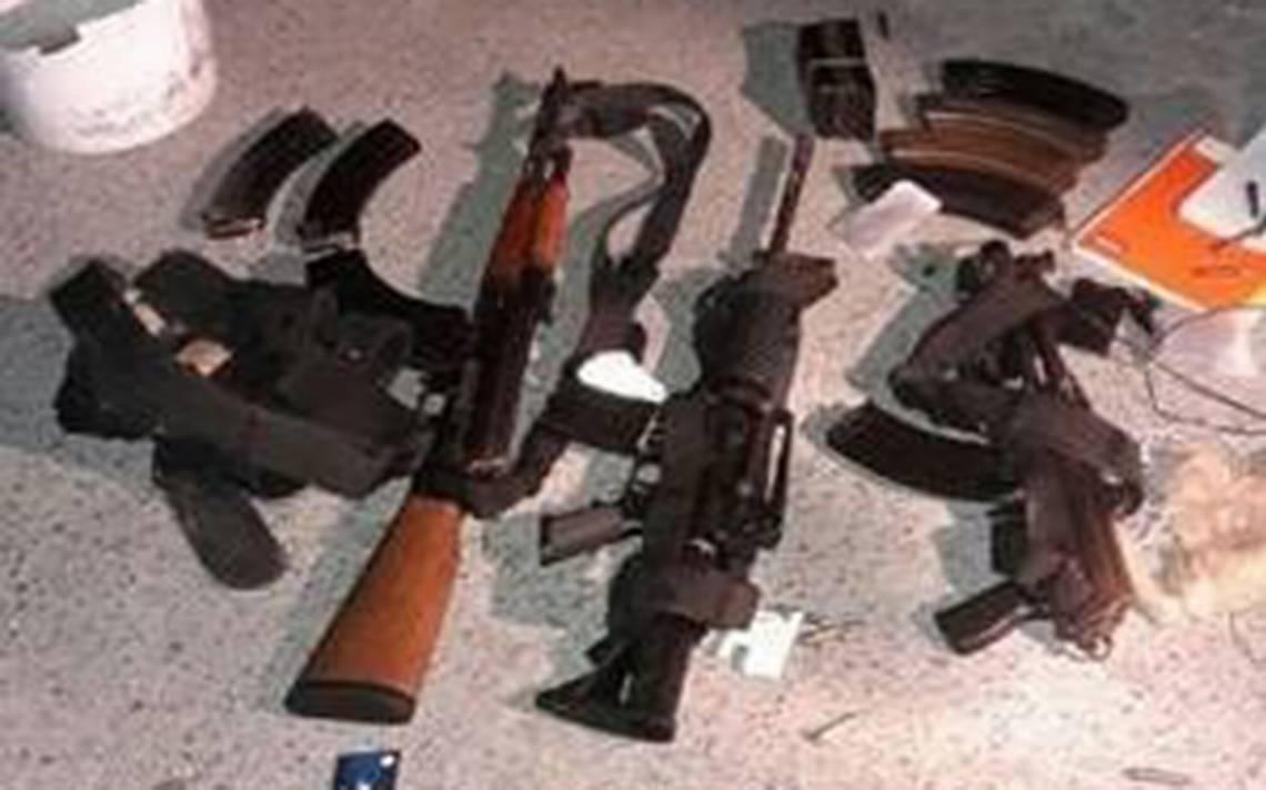 Rescatan a plagiado en Tamaulipas tras ataque armado