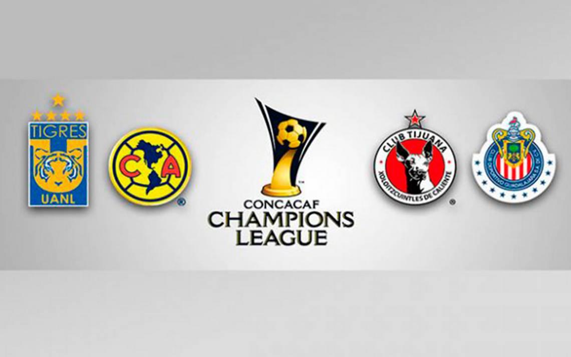 Sorteo de octavos de final de la Concachampions será en diciembre